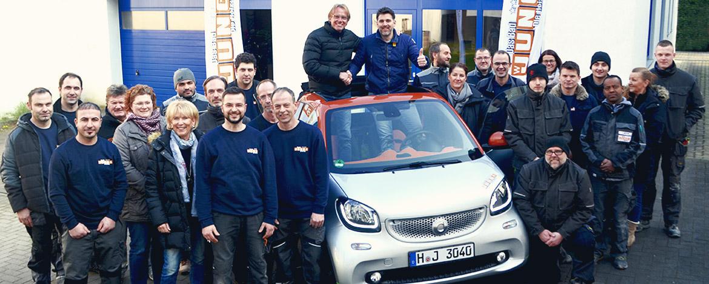 Das Team der W.Jung Söhne GmbH